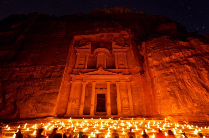 Voyagez à destination de la Jordanie
