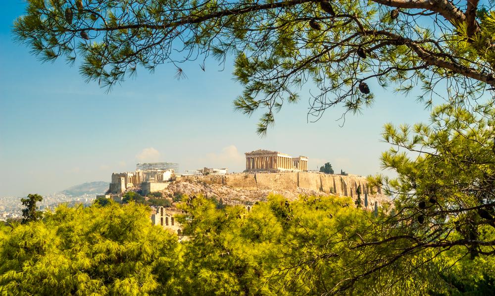 Voyagez à destination de la Grèce